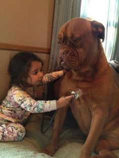 Heartwarming Photos Of Kids And Dogs To Make You Smile | StingFeed