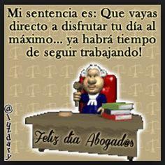 Día del Abogado en Colombia 2014. En Colombia, el dia del abogado es un día muy especial,significativo y de gran valor, pues el abogado se caracteriza...