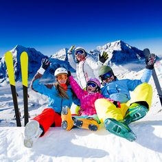 Skiing Places