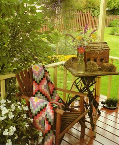 Country Porch...