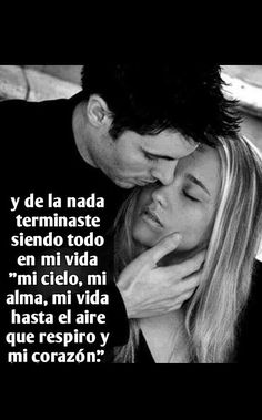 Romantic Humor, Romantic Quotes, Love Qutoes, Condolence Messages, Frases Love, Spanish Inspirational Quotes, Amor Quotes, Qoutes, Love Phrases