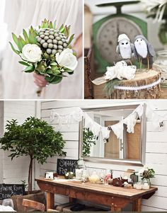 Weddings- the Joys and Jitters: How to Put Together a Vintage Themed Wedding
