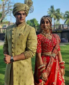 Dress Indian Style, Indian Fashion Dresses, Indian Outfits, Pics Of Cute Couples, Cute Love Couple, Romantic Couples, Romantic Songs, Cute Celebrities, Indian Celebrities