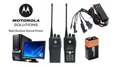 Como Programar Radio Motorola EP450 Parte 1