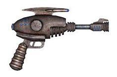 alien blaster gun fall out