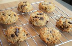 Fat Burning Chocolate Chip Cookies I Renewing All ThingsRenewing All Things – Biblically Based Natural Health & Nutrition