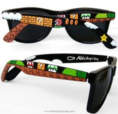 How great are these?!  For the 8bit generation  :D
