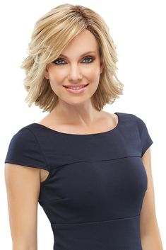 Elizabeth Lace Front Wig This lace front wig features lots of layers and sensual allure in a classic bob style. This popular monofilament wig is designed with heat stylable fiber and a lace front that