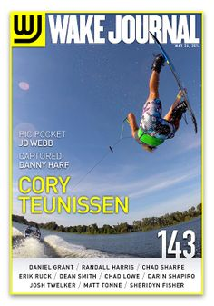 May 26th, 2014 - Happy Memorial Day! Wake Journal 143, featuring Cory Teunissen on the cover! Download the Wake Journal App, subscribe and get all 40 issues for just $1.99! http://www.wkjr.nl/app