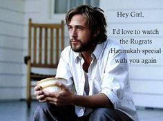 Hey Girl Rugrats Hannukah