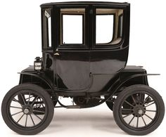 1912 BAKER ELECTRIC COUPE