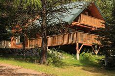 Ruby Peak Haven #34   Wallowa Lake Log Home Cabin Rental http://www.wallowalakevacationrentals.com/vacation-rental-home.asp?PageDataID=75012