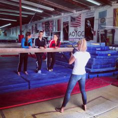 Fall/Winter 2014 photoshoot for adidas Gymnastics, featuring Jordyn Wieber, Danell Leyva and McKayla Maroney!