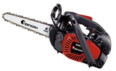 "Zenoah G2000T - Lightest Chainsaw in the world! 2.2kg/4.85lbs, 18.3cc/1.6 cu inch, 8"" carving-type bar, unfortunately, not sold in the USA - (Europe Ebay - ~$600.00)  VERY COOL!"