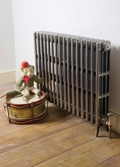 UKAA sell these traditional victorian four column cast iron radiators for you to purchase. Our friendly sales team will help you to chose the correct cast iron radiators to suit your rooms. Traditional Radiators, Traditional House, Traditional Design, Victorian Radiators, Renaissance, Art Nouveau, Towel Radiator, Radiator Valves, Art Deco