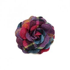 Pollyanna Tweed Corsage - Gifts from Ness Clothing
