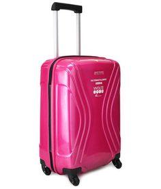 Buy Bags, Luggage Bags, Hot Pink, American, Medium, Pink