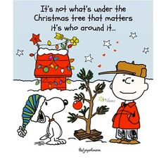 It's not what's under the Christmas tree . . . .