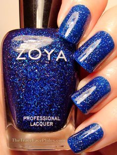 The TraceFace Philes: Zoya Zenith Winter Collection! Dream