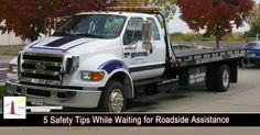 Safety Tips Roadside Assistance
