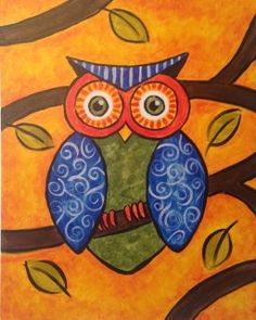 Whimsey Owl