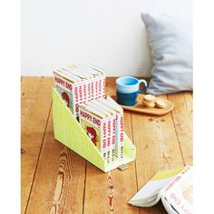 3段ボックス大活用 背表紙見せ収納が決め手のブックラックの会 | フェリシモ