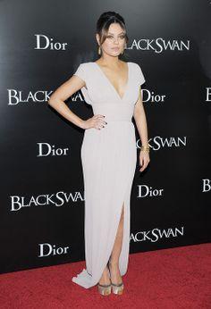 Mila Kunis - Black Swan Premier