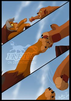 Next: Marks of the past - Page 10 Previous: Marks of the past - Page 8 Marks of the past - Cover Sorry Simba . Marks of the past - Page 9 Le Roi Lion Disney, Simba Disney, Disney Lion King, Disney Pixar, Disney Memes, Disney And Dreamworks, Disney Fun, Lion King Tree, Lion King Story