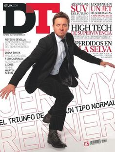 DT Nº212. #JeremyRenner, el triunfo de un tipo normal · Así serán los SUV del futuro · Looping en un Jet de acrobacias · High Tech de supervivencia · Perdidos en las selva