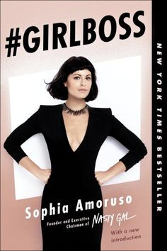 Check out these 6 books recommended by Charlize Theron, including #GIRLBOSS by Sophia Amoruso.