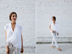 lovely tunic by Two New York