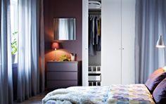 Soveværelse inspiration - Senge, madrasser, belysning m.m.