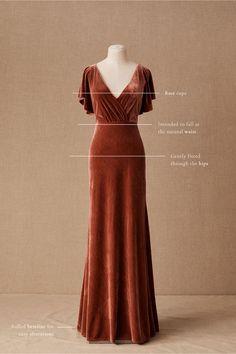 Fall Dresses, Prom Dresses, Wedding Dresses, Copper Bridesmaid Dresses, Copper Dress, Velvet Gown, Velvet Long Dress, Dress To Impress, Evening Gowns