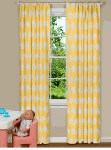this site has some pretty adorable curtains.