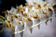 Inspired Style Weddings Midnight Snacks
