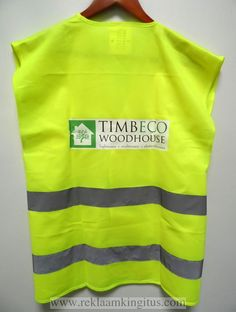 Timbeco Woodhouse helkurvest - http://www.reklaamkingitus.com/et/pildid?pid=3065