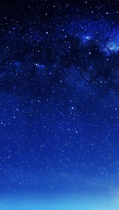 Ideas Wallpaper Iphone Galaxy Stars Night Skies For 2019 Blue Background Wallpapers, Galaxy Background, Blue Wallpapers, Blue Backgrounds, Wallpaper Space, Star Wallpaper, Cool Wallpaper, Mobile Wallpaper, Watercolor Wallpaper Iphone