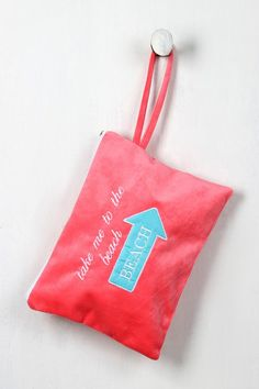 Take Me To The Beach Mini Bikini Bag http://www.keyomi-sook.com/products/ung68888