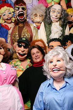Angela Beasley's Puppet People in Savannah, GA