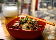 Beef Chow Fun (Restaurant Style) | Asia Dish
