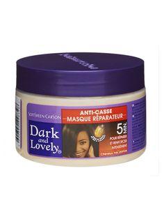 le masque anti casse de la marque dark lovely renforce et rpare intensment les - Coloration La Rich