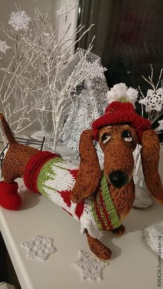 Felt Crafts, Paper Crafts, Animal Sewing Patterns, Dachshund Gifts, Felt Dogs, Paperclay, Pebble Painting, Google Translate, Doodle Drawings