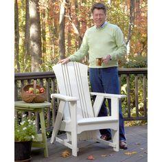 Outdoor Uwharrie Carolina Preserves Adirondack Chair