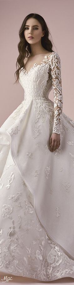 Spring 2018 Bridal Saiid Kobeisy