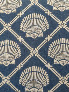 A Summer Home: Coastal, Beachy, Tropical, and Nautical Fabrics