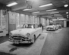 Today in 1956, the last Packard rolled off the assembly line in Detroit, Michigan. What was your favorite Packard model?
