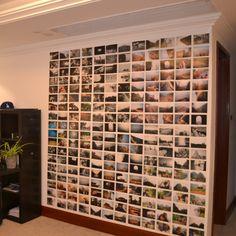 photo wall | Tumblr
