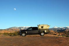 Kodiak Canvas Truck Tent 6 ft.
