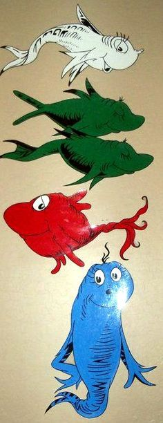 One Fish Seuss Vinyl Cutting Free File She 39 Ll Email It