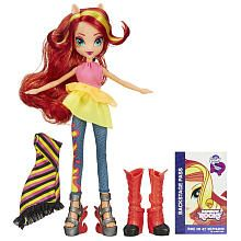 My Little Pony Equestria Girls Doll with Fashions Ast